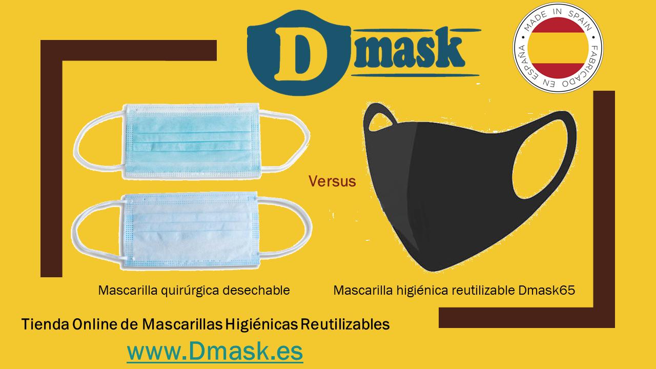 Comparativa mascarilla quirúrgica v Dmask65_2